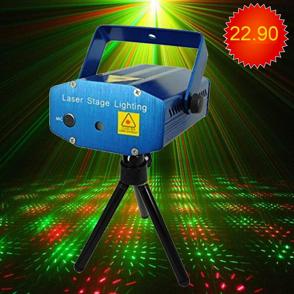 HiTech диско парти лазер внася празнична атмосфера навсякъде