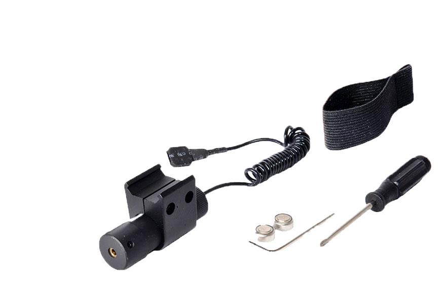 Лазерна система за лов U.A.G., червен