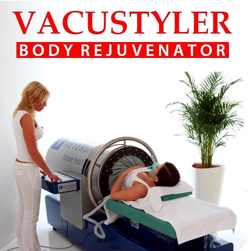 Пакет 10 процедури с VACUSTYLER - за отслабване, изчистване и подмладяване на тялото