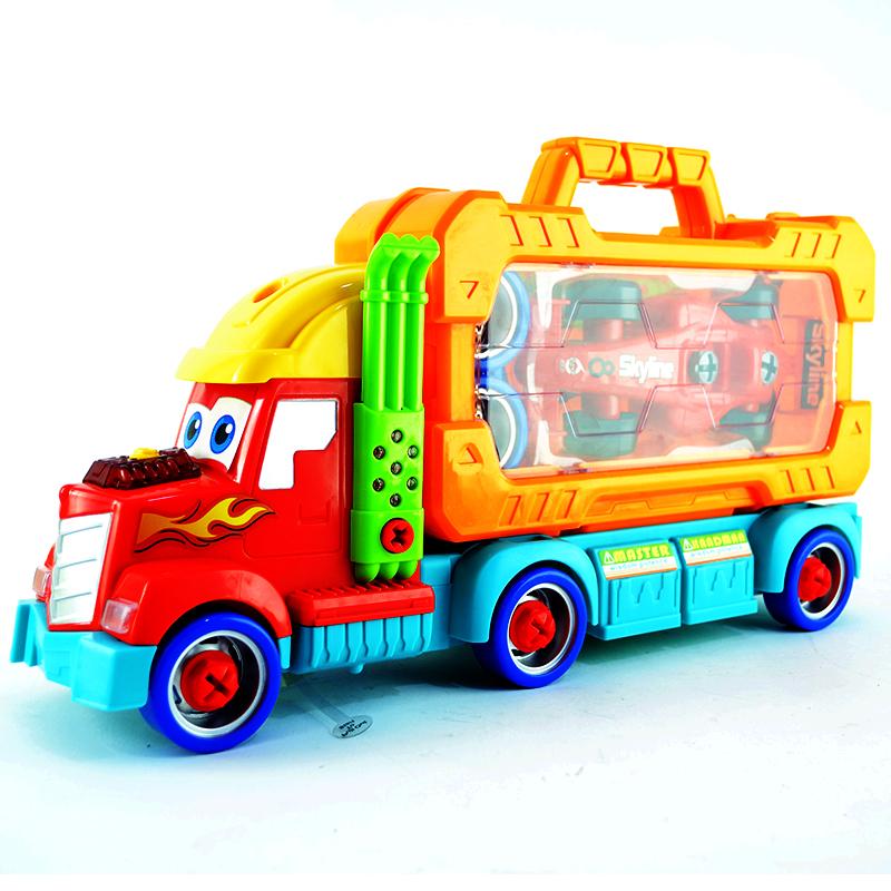 Детска играчка камион  TRUCK TOOL MASTER