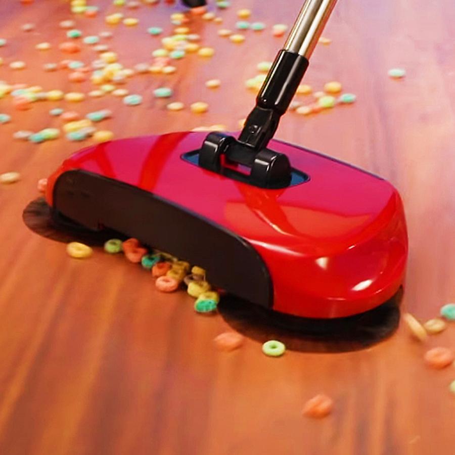 Ротационна механична подочистачка Sweep Drag - бързо, лесно, чисто