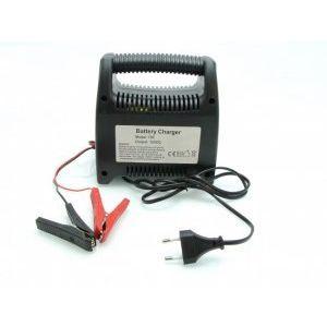 Компактно и преносимо автозарядно за акумулатори 12V 4A