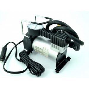 Много здрав автокомпресор за гуми на автомобили и мотоциклети 2607-025 12V/12A/27 л./мин
