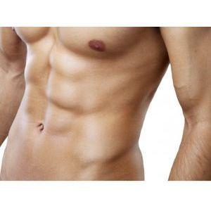IPL фотоепилация на корем за мъже -  трайно и безболезнено обезкосмяване