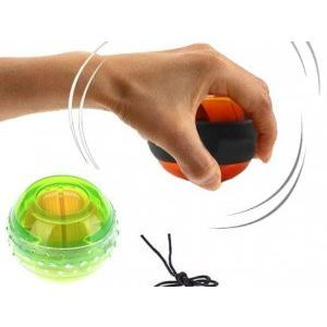 Wrist Ball - жироскопен тренажор за ръка, за тренировки и рехабилитация