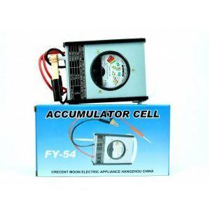 Компактна вилка за тестване на авто акумулатори FY-54 6-12V с обхват 2-120 Ah