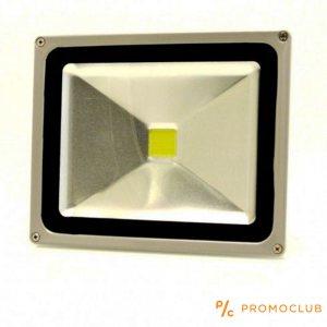 30W LED прожектор за външен монтаж