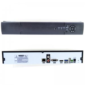 16 канален Network Video Recorder s HDMI