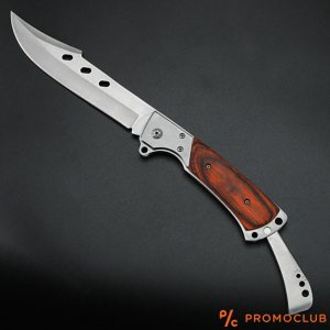 Ловен сгъваем нож 239 G, с камуфлажен калъф