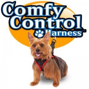 Нагръдник за малки кучета COMFY CONTROL