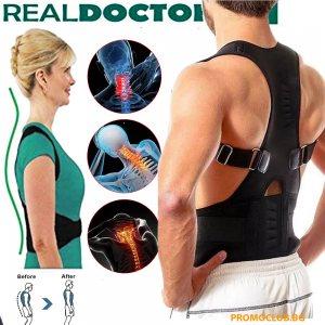 Медицински коригиращ колан за гръб Real Doctor Posture Support Brace