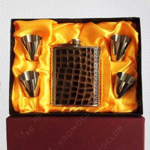 Ювелирен подаръчен комплект YH8 TOUGH MEN, неръждаема стомана, лукс пак
