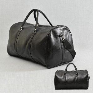 ТОП сак от изкуствена кожа TOPGUN 0515 BLACK