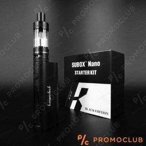Електронна цигара ВЕЙП Kanger Tech Subox NANO с картомайзер, без батерия в комплекта