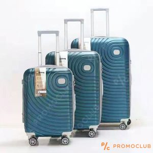 Най-висок клас спинъри DL DELONG LASURE, 3 броя, ABS пластмасa