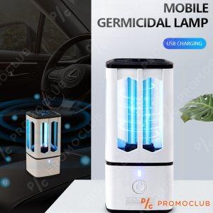 Дезинфекцираща ултравиолетова LED лампа  STXD08UV-LED