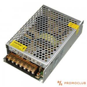 Импулсен захранващ блок 12V/8.5A, 100W стабилизиран