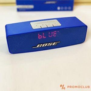 Великолепна блтутудна MP3 HiFi аудио система BOSE SOUNDLINK MINI BLUE, качествена реплика