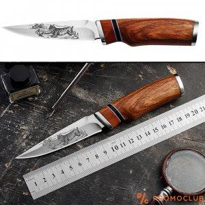 Бутиков ловен нож WILD CAT US01, 440