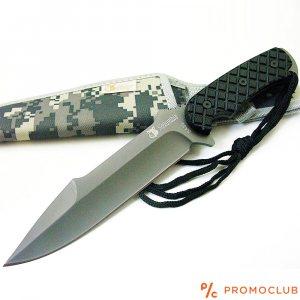 Тактически ловен нож COLUMBIA SA30, десантен дизайн