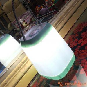 Бутикова LED лампа с връзка за закачане и 3 степени на яркостта
