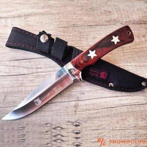Компактен ловен нож COLUMBIA A20 STAR, с кания