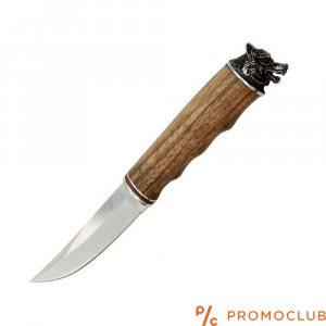 Висок клас бутиков ловен нож Columbia WOLF CB-03 с обков и кания гьон