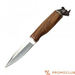 Висок клас бутиков ловен нож RHINO CB-04 с обков и кания гьон