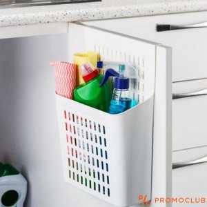 Голяма окачваща се кошнца към шкафове, врати и чекмеджета