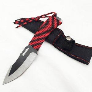 Десантен тактически нож RED LINE DEATH