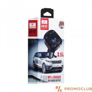 Car Kit MP3+ зарядно