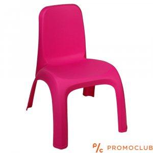 Голямо детско столче PINK, 3+, до 50 кг.,  вис.- 55 см. шир.- 35 см.