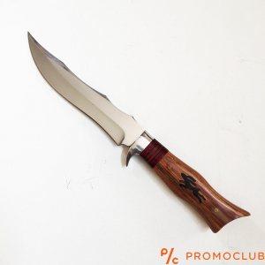 Уникалаен ловен нож RABBIT HUNTING KNIFE, с кания за колан