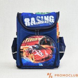 Ученическа раница с коли-син RASING 1026