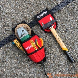 Професионален комплект два кобура за инструменти PARKSIDE TOOLS