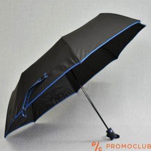 Сгъваем чадър BLACK-BLUE LINE 22802