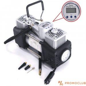 Двуцилиндров супер мощен ТОП компресор 150 PSI в куфар  с голям сет инструменти