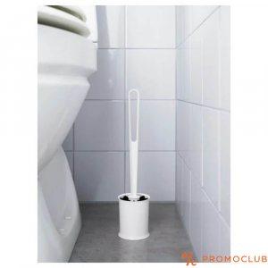 Елегантна тоалетна четка, красив нискобюджетен модел