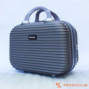 Бутикова надкуфарна авио чанта ABS WE TRAVEL GREY, елегантна и удобна