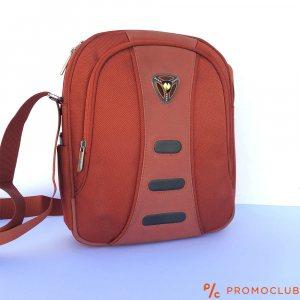 ZULU BAG ORANGE 2258 унисекс противоударна бизнес чанта за през рамо