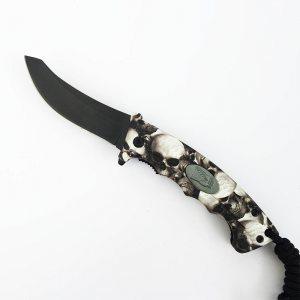 SKULLS сгъваем нож, агресивен и стилен
