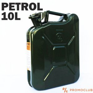 Метална бензинова туба 10 литра