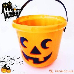Хелоуинска кошничка за лакомства YELLOW PUMPKIN