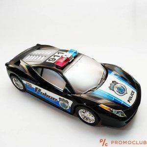 Голяма полицейска количка POLICE 911, 34 см