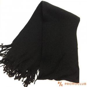 Мъжки зимен шал ZAG WINTER BLACK