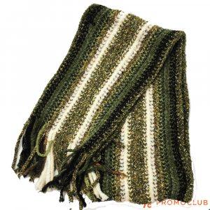 Дамски зимен шал ZAG WINTER  GREEN LADY