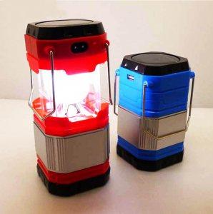 Фенер - лампа за къмпинг TJ - 8806