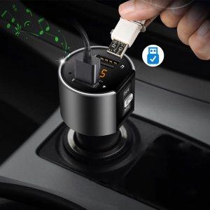 Мултифункционален безжичен MP3 PLAYER за кола