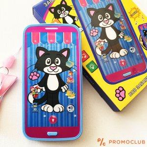 Интерактивен детски смартфон на български КОТЕ:  KID SMARTPHOBE CAT