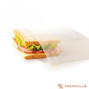 ЕКО: херметичен силиконов плик с цип за храни и др., многократна употреба, обем 950мл